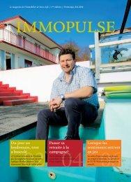 IMMOPULSE-Magazin Nr. 1 FR