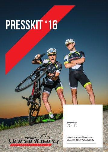 Team Vorarlberg - Presskit