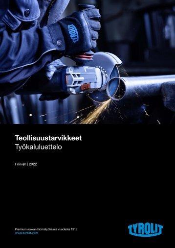 Industrial Supply 2018 Finnish