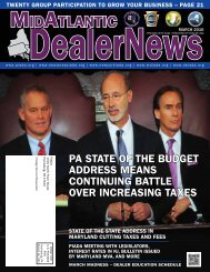 March 2016 FINAl Mag MAR16_MidAtlanticDealerNews 2 23 2016
