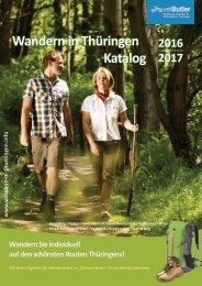 Wandern in Thüringen Katalog web