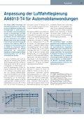 Download gesamter Alu Report 1/2011 - Austria Metall AG - Seite 7