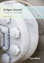Erdgas Journal