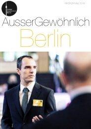eMagazin AusserGewöhnlich Berlin 03/16