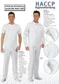 Leiber HACCP Hygienekleidung - Hoffmann Arbeitsschutz - Page 6