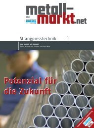In der Produkt- und Firmendatenbank von www.metall ... - Alu-News