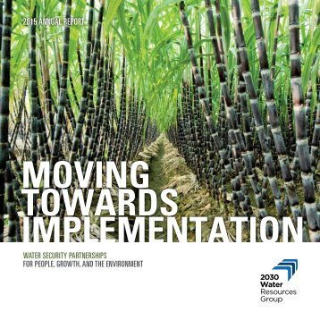 MOVING TOWARDS IMPLEMENTATION