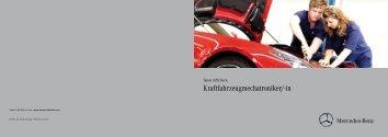 Kraftfahrzeugmechatroniker/-in - Daimler