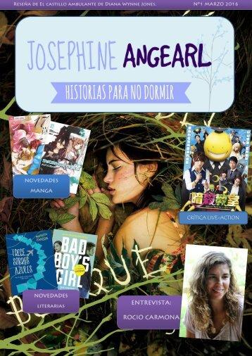Revista literaria Marzo 2016