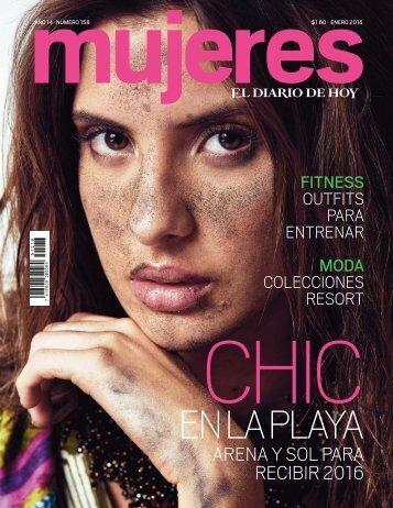 Revista Mujeres  - ENERO 2016
