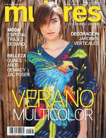 Revista Mujeres - MARZO 2016