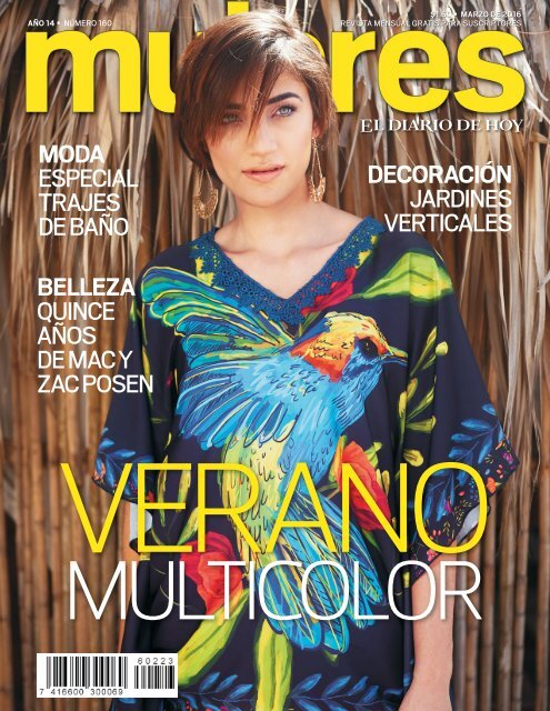 Revista Mujeres MARZO 2016