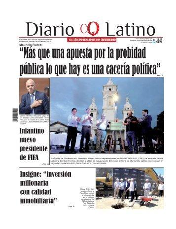 Edición 26 de Febrero de 2016