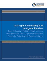 Getting Enrollment Right for Immigrant Families