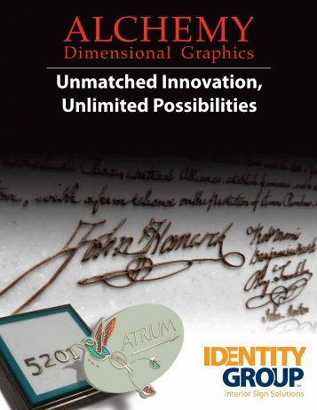 Unmatched Innovation Unlimited Possibilities