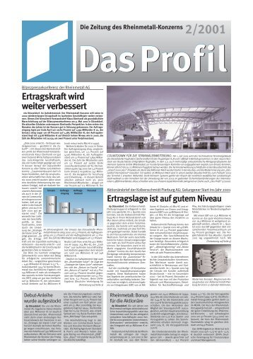 Profil 2_2001 f•r PDF - KSPG AG