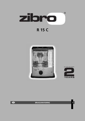 R 15 C - Zibro
