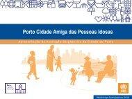 Porto Cidade Amiga das Pessoas Idosas