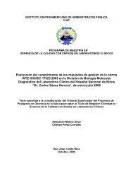 Tesis cumplimiento Req Gestion 17025 Biologia Molec ... - Index of