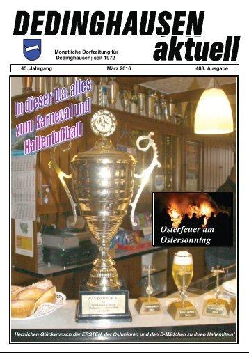 Dedinghausen aktuell 483