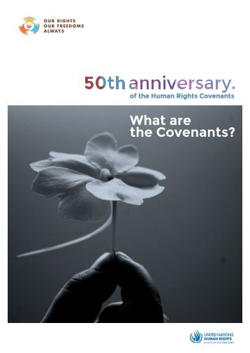 What are the Covenants?