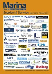 2016/17 Suppliers & Services