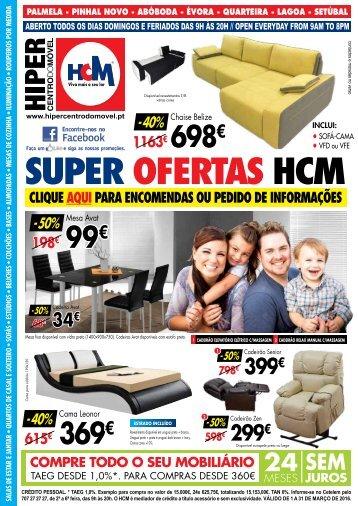 SUPER OFERTAS HCM