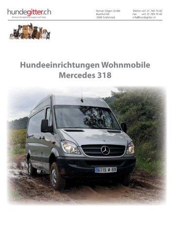 Hundeeinrichtungen_Wohnmobile_Mercedes_318
