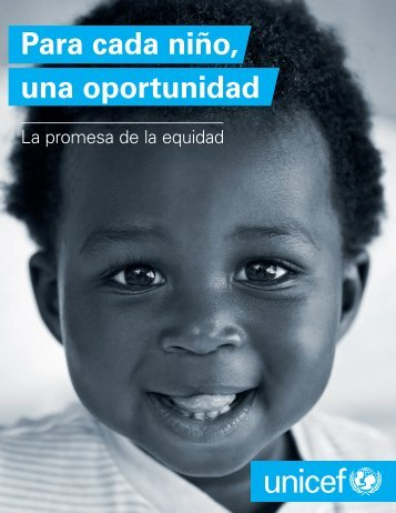 Para cada niño una oportunidad