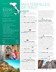 Omega Tours - 2016 Escorted Tours - Page 6
