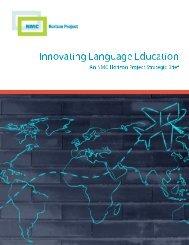 InnovatingLanguageEducation