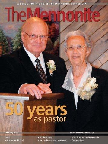 TM February 2012 - The Mennonite