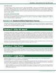 NCAA GENERAL ADMINISTRATIVE GUIDELINES - Page 6