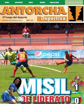 Antorcha Deportiva 201