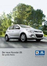 Der neue Hyundai i20. - Auto Motor und Sport
