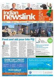 Indian Newslink  - March 1, 2016 Digital Edition