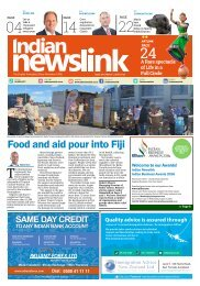 Indian Newslink  - March 1, 2016 Digital Edition