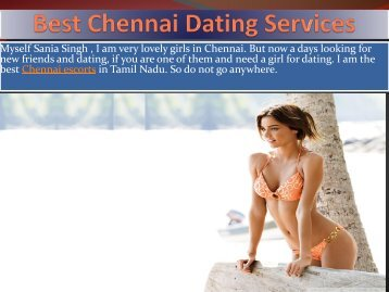 Cherry dating service in chennai