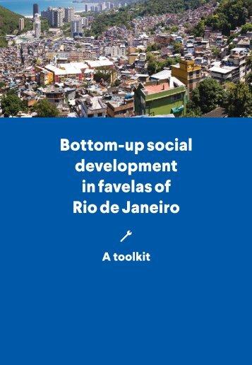Bottom-up social development in favelas of Rio de Janeiro
