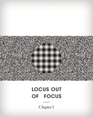 Locus out of Focus - Chapter 1