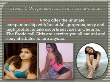 Greasy & Gorgeous escorts Services in Chennai (1)