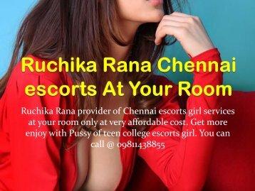 Ruchika Rana Chennai escorts At Your Room