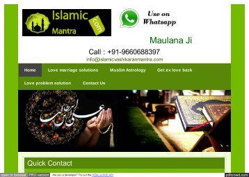 www_islamicvashikaranmantra_com