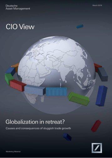 CIO View