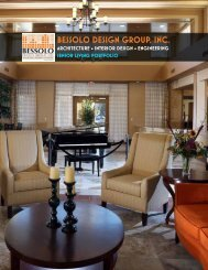 Bessolo Design Group - Senior Living