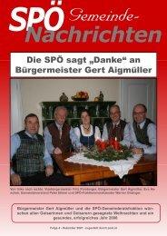 Seite 2 SPÖ - SPÖ Bad Goisern