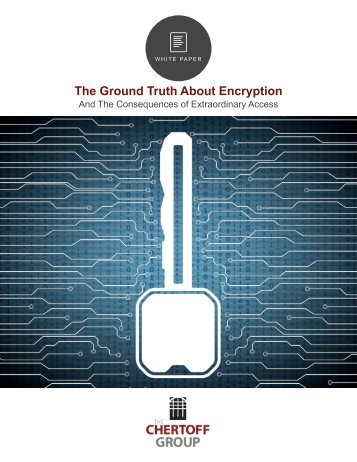 The Ground Truth About Encryption