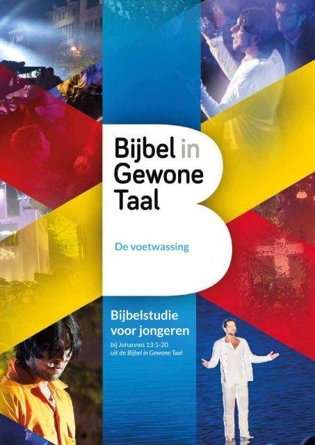 Bijbelstudie voor jongeren