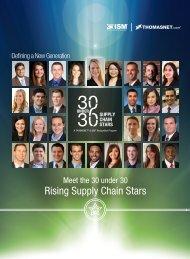 Rising Supply Chain Stars