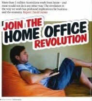 More than 1 million Australians work from home ... - Colmar Brunton
